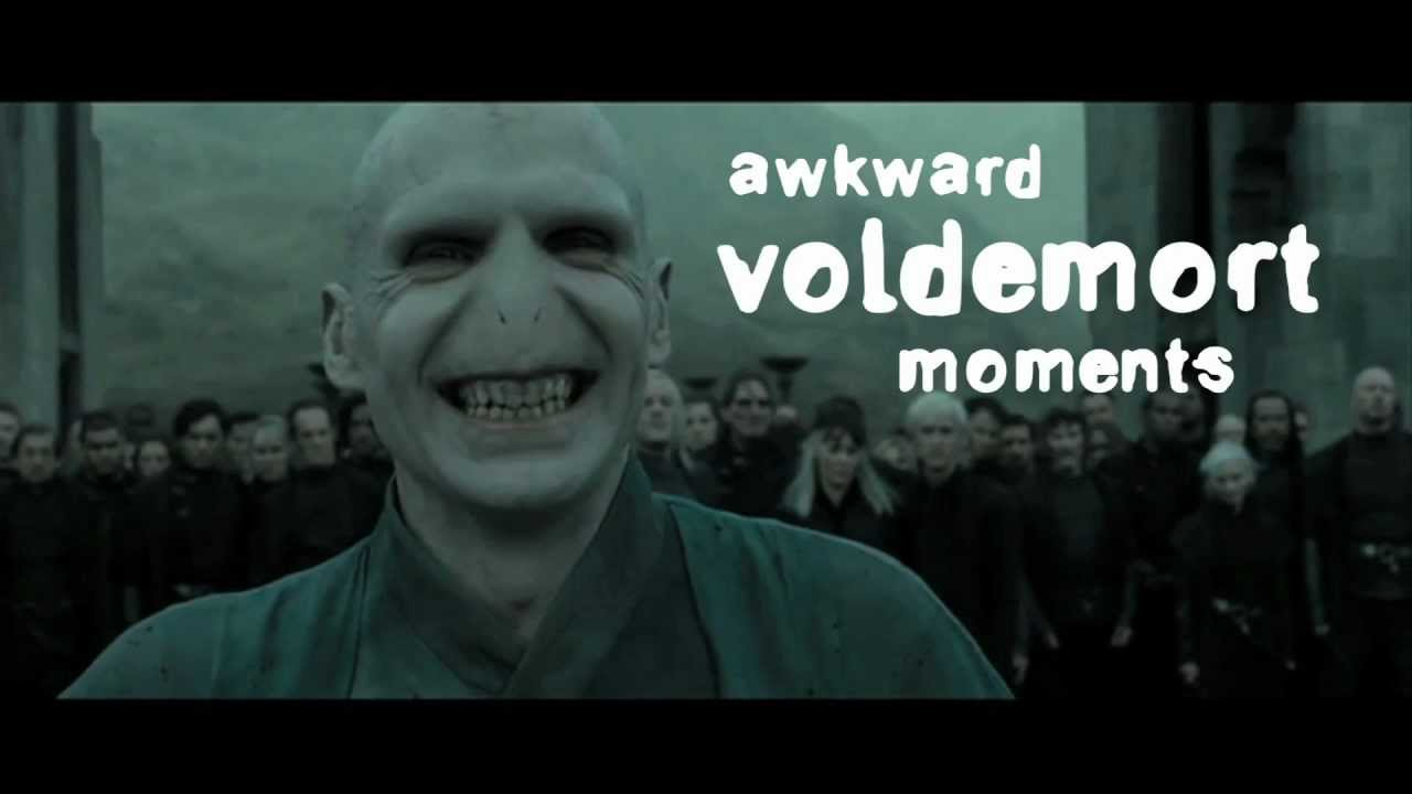 Voldemort With A Nose In The First Movie