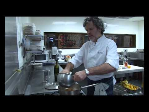 Cooking Israeli Cous Cous With Celebrity Chef Peter Gordon