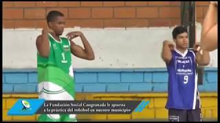 Coogranada organizó un encuentro de voleibol en Granada del que participaron varios municipios