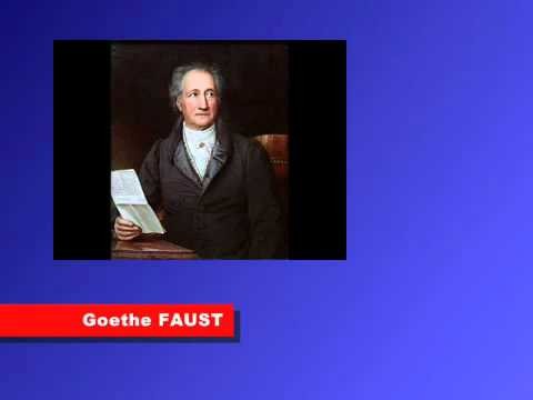 Goethe: The Tragedy of Faust
