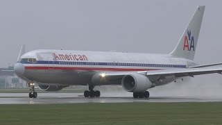 40 Engine Spool Ups: 777, 787, A310, 747, A330, 767, 757, CS100, A321, 737, A320 Manchester Airport