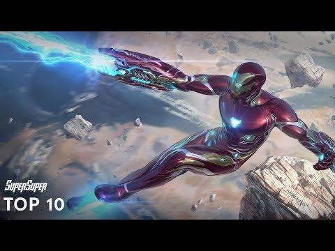 Top 10 Tony Stark/Iron Man Inventions | SuperSuper