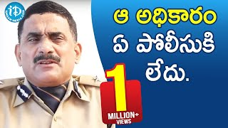 Rama Mohan Rao exclusive interview