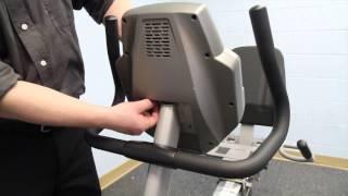 Spirit CR800 Recumbent Bike - Assembly