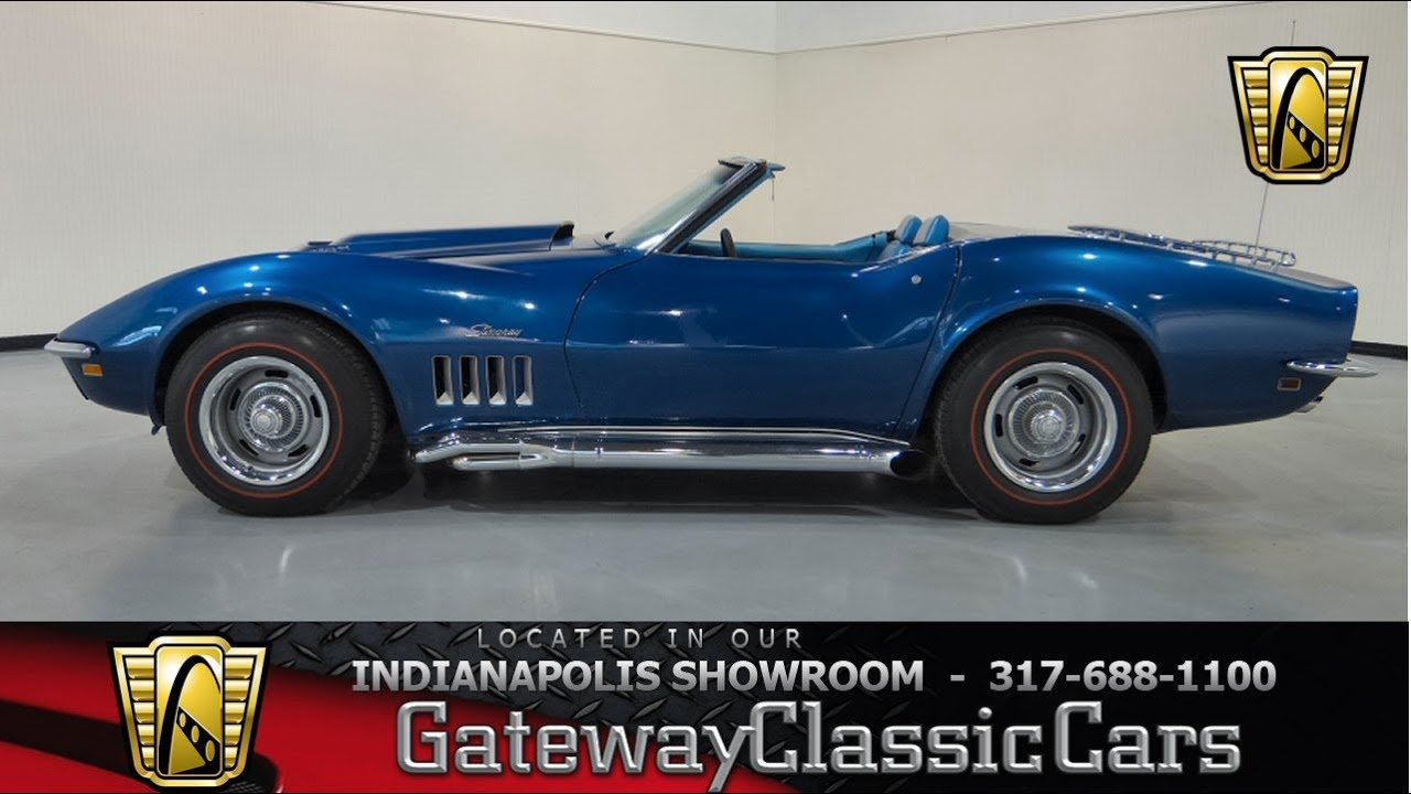 1969 Chevrolet Corvette Gateway Classic Cars