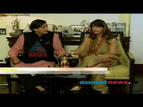 Sunanda Pushkar and  Shashi Tharoor in happiest time : Asianet News Archive