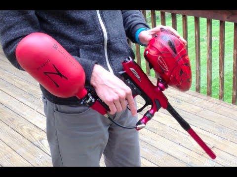 How Fast Can A Paintball Gun Shoot? Max BPS Reflex Rail