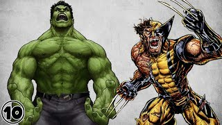 Top 10 Superheroes With Anger Problems