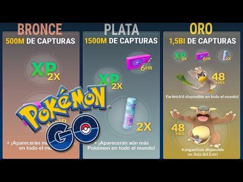 Baixar ¡ACTUALIZACIÓN DOBLE EXPERIENCIA, POLVOS ESTELARES, FARFETCH'D para TODOS en Pokémon GO! [Keibron]