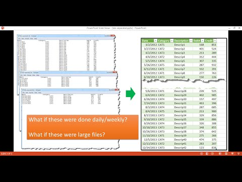 Convert Tab Separated File to Excel Columns