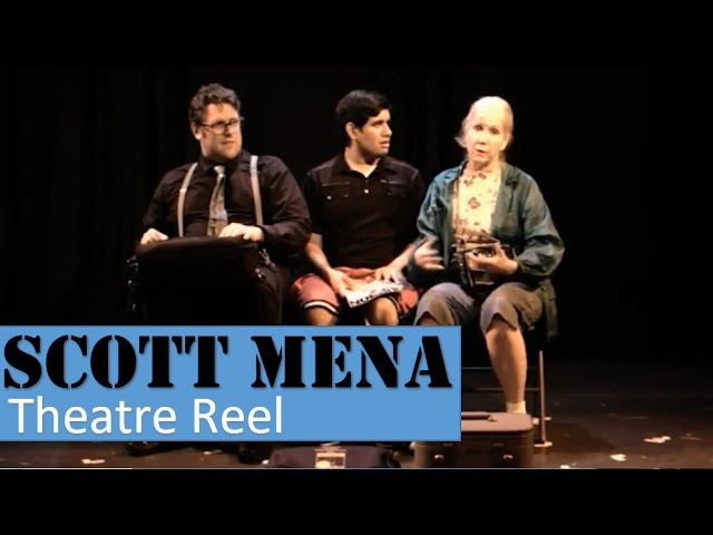 Scott Mena Theater Reel