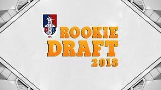 1st Round Pick | PBA Rookie Draft 2018