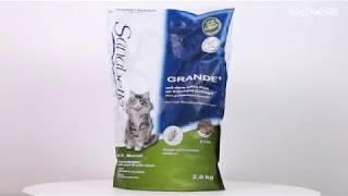 Обзор корма Sanabelle Grande для крупных кошек