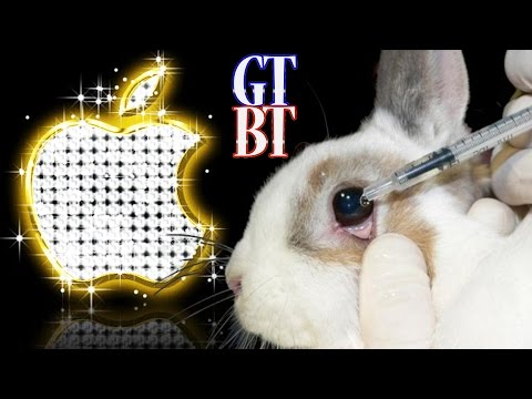 GTBT #5 part 1 - 2015 MacBook & Apple Products, Animal Cruelty/Testing