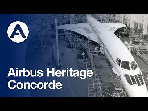 Airbus Heritage - Concorde