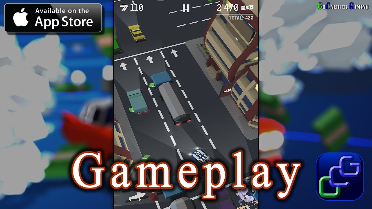 Drifty Chase Android iOS Gameplay