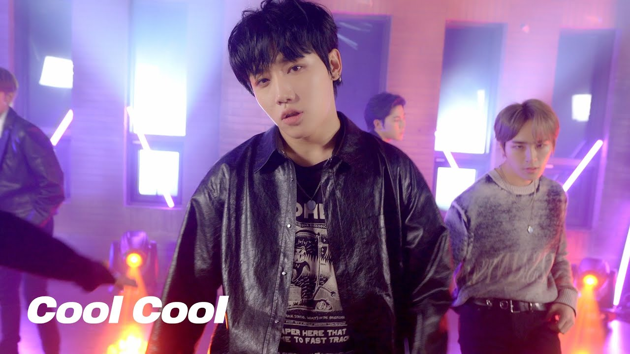 [Highlight] 골든차일드(Golden Child) - Cool Cool @5th Mini Album [YES.] Comeback Special BURN IT TIME