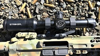 Atibal Striiker 1-4x : A Entry Level 3-Gun Optic