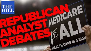Republican analyst debates Krystal Ball over 'Medicare for All'