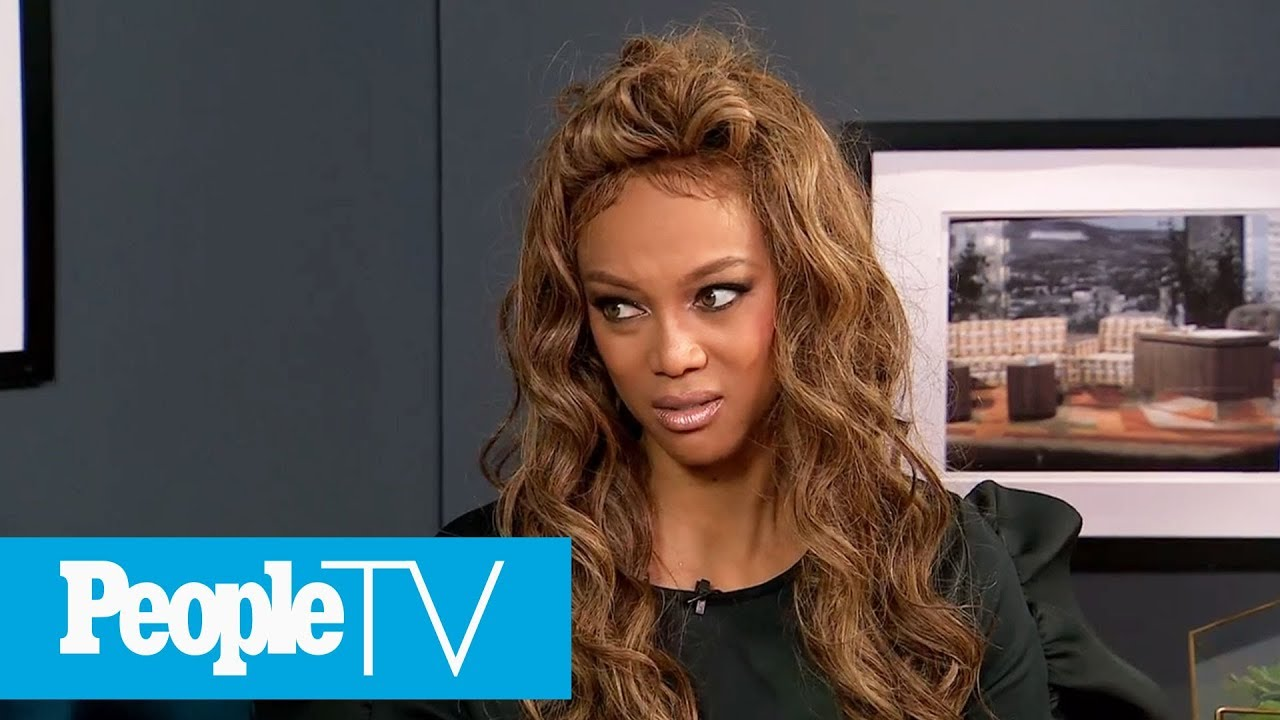 Tyra Banks Thought There Would Only Be Two Seasons Of 'America's Next Top Model' | PeopleTV