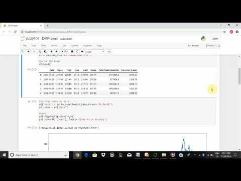Stock market prediction | Data Mining Project