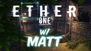 Ether One Gameplay - First Person Adventure/Exploration (PC/Steam)