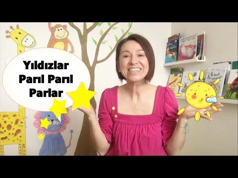 Yıldızlar Parıl Parıl Parlar Çocuk Şarkısı