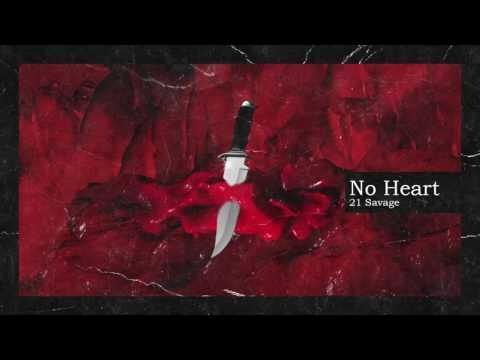 21 Savage - No Heart Instrumental