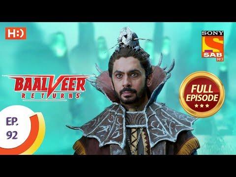 Baalveer Returns - Ep 92 - Full Episode - 15th January 2020