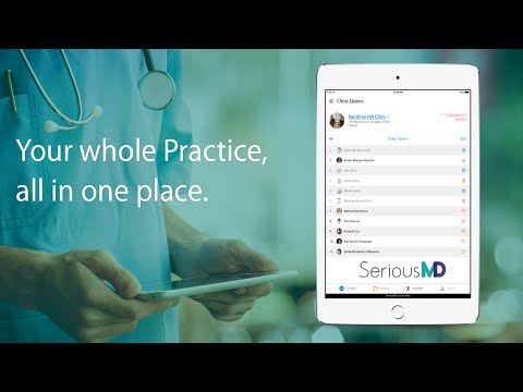 SeriousMD Doctors - SOAP Notes, Clinic and Patient Management App