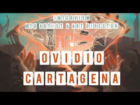 Interview: MTG Art Director/Artist Ovidio Cartagena