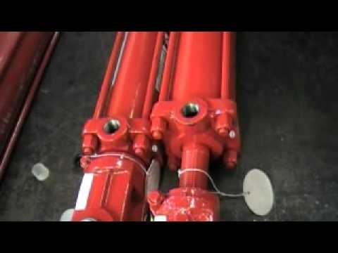 Basics of Hydraulic Cylinders