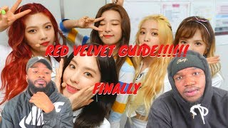 Actually Helpful Guide To Red Velvet (REACTION) | THE BUMS