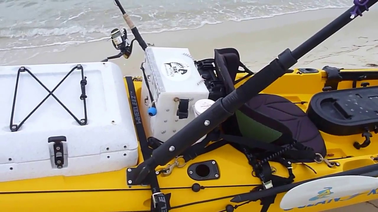 Ocean Kayak Trident Ultra 4 7 review and update