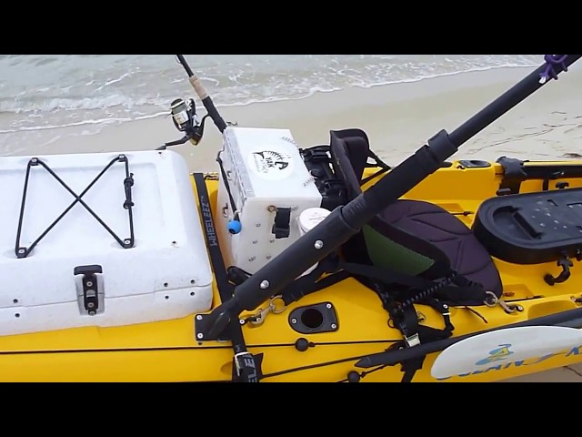 Ocean Kayak Trident Ultra 4.7 review and update