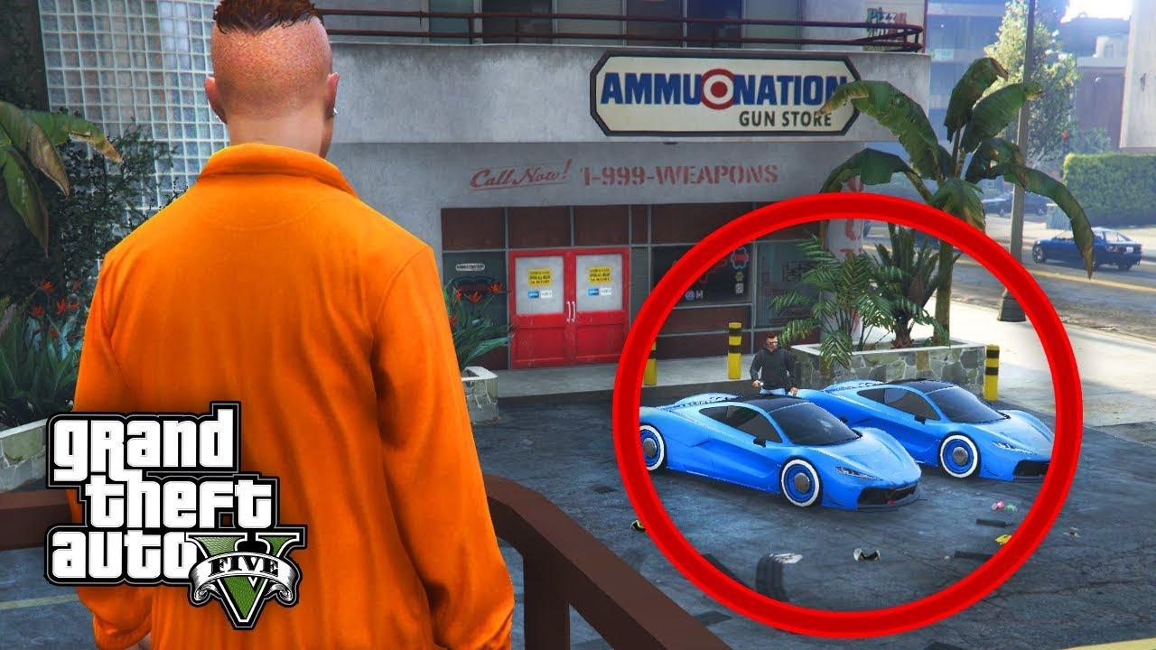 Auto klonen PRANK in GTA 5 Online ! (Spieler rastet aus) - YouTube