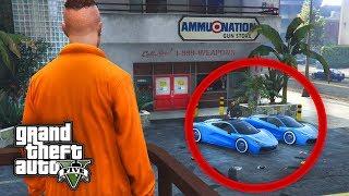 Auto klonen PRANK in GTA 5 Online ! (Spieler rastet aus)