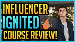 INFLUENCER IGNITED Honest Course Review | Iman Gadzhi