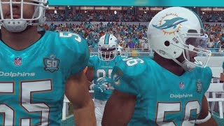 Madden 16 Career - My Old Team! The Dolphins