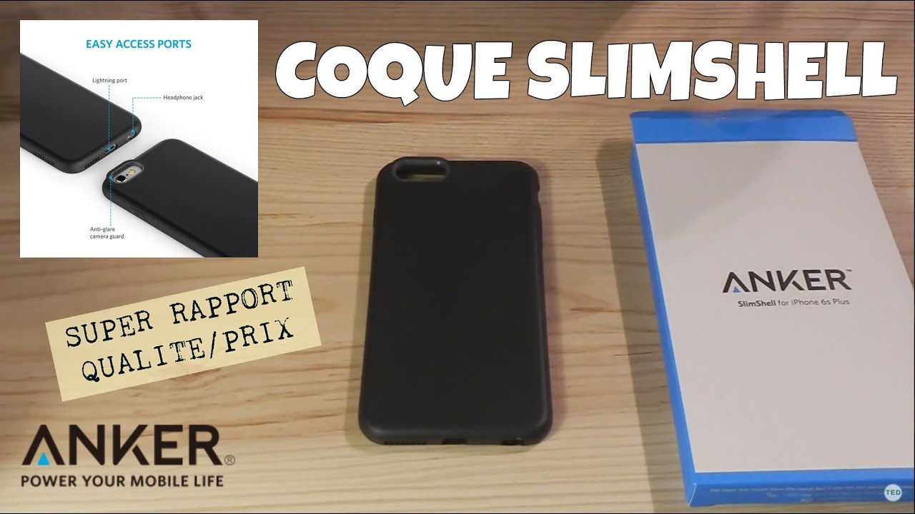 coque anker iphone 6 plus