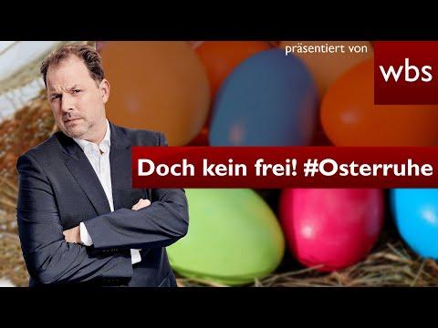 Rolle Rückwärts: Oster-Ruhe wieder abgesagt