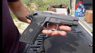My Favorite Handgun I Own - SIG Sauer P226 Legion SAO