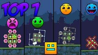 Top 7: Geometry Dash Inventions in Bad Piggies
