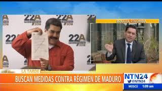 """""""La región entiende que Venezuela y Cuba buscan mecanismos para desestabilizarla"""": Vecchio"""