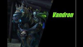 World of Warcraft BFA Night Warrior Questline (DK POV)