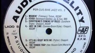 Per-cus-sive Jazz Vol. 2 Disco completo Full album