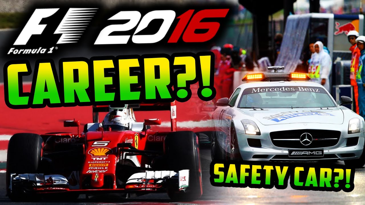 f game career mode is back safety car is back f  f1 2016 game career mode is back safety car is back f1 2016 game testing feedback