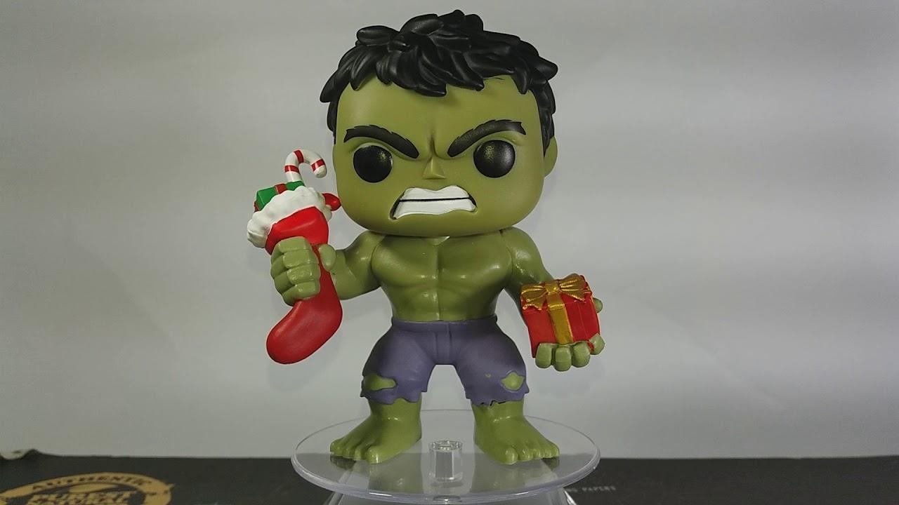 """Funko Marvel Hulk 398 4/"""" Action Figure"""