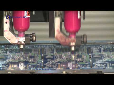 Electronics Manufacturing UK - PCB Assembly