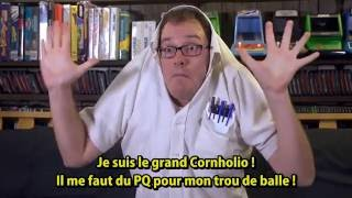 Angry Video Game Nerd #141 - Beavis and Butthead (VOSTFR)